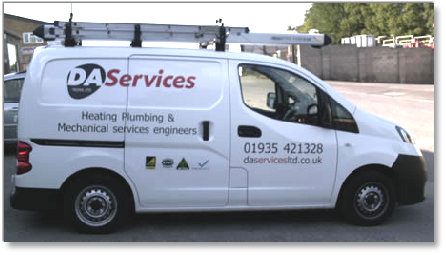 DA Services - Local Plumber in Yeovil